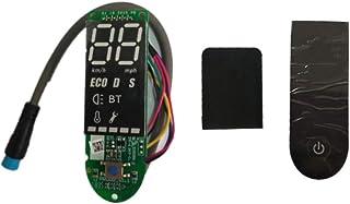 Fesjoy Sostituzione del circuito del motorino del circuito BT e sostituzione del coperchio del cruscotto Novit/à per Xiaomi M365 Scooter elettrico