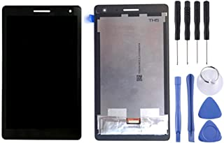 SHIHUI Replacement Parts LCD Screen and Digitizer Full Assembly for Huawei Mediapad T3 7.0 (3G Version) (Black) (Color : Black)