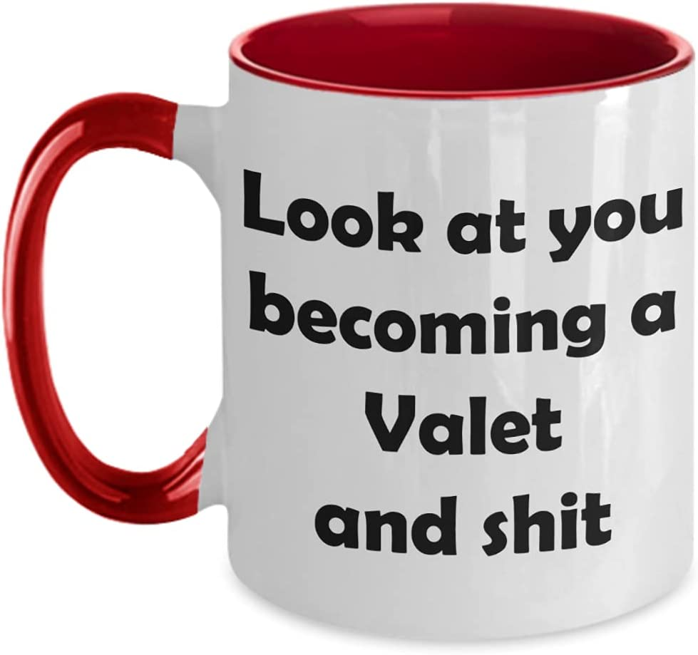 Valet mug valet gifts Kansas City Mall for men gift Many popular brands at look women gag yo