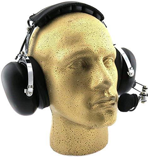 Motorola Protección para Oídos Auriculares y Cancelación de Ruido Micrófono Brazo para Tlkr T80 Extreme