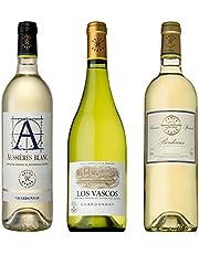 メドック格付け1級 シャトー ラフィットが手がけるお値打ち白ワイン3本セット [ 白ワイン フランス 750mlx3本 ]