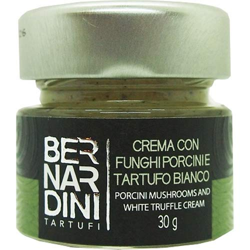 BERNARDINI(ベルナルディーニ) 白トリュフ入りポルチーニクリーム 30g