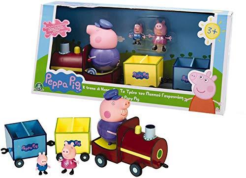 Giochi Preziosi- Peppa Pig Treno, Colore Nd, CCP02258
