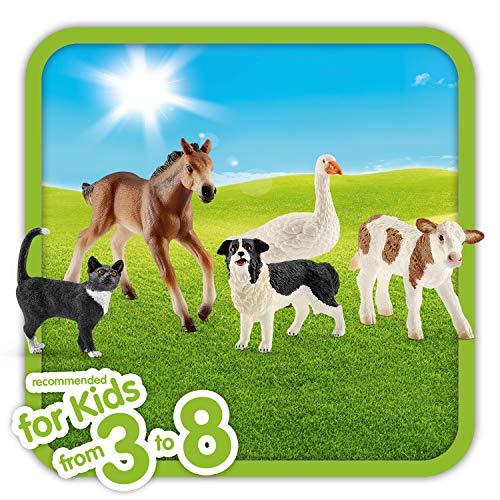 Schleich 42386 – Farm Word Tier-Mix – Spielzeug - 4