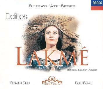 Delibes: Lakmé - Highlights