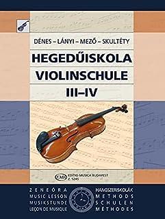 Violin Tutor Volume III-IV