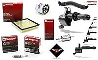 チューンアップキット 2009-2010 F150 V8 5.4L 高耐久イグニッションコイル DG508