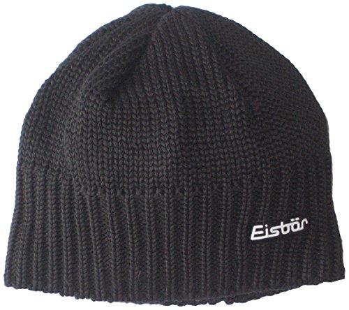 Eisbär Mütze Trop, schwarz, XL