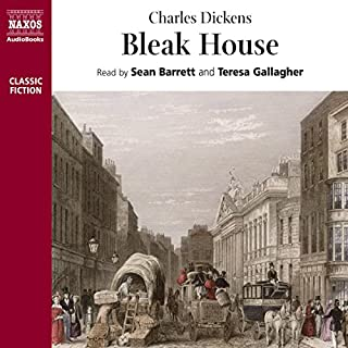 Bleak House                   By:                                                                                                                                 Charles Dickens                               Narrated by:                                                                                                                                 Sean Barrett                      Length: 11 hrs and 15 mins     15 ratings     Overall 4.0