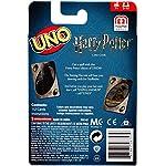 Carte da Gioco UNO di Harry Potter   Mattel Games