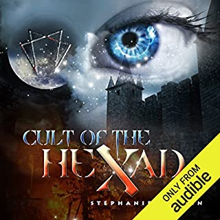 Cult of the Hexad audiobook cover art