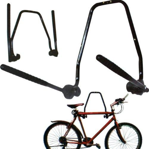 Bargains-Galore - Supporto da parete per 2 biciclette