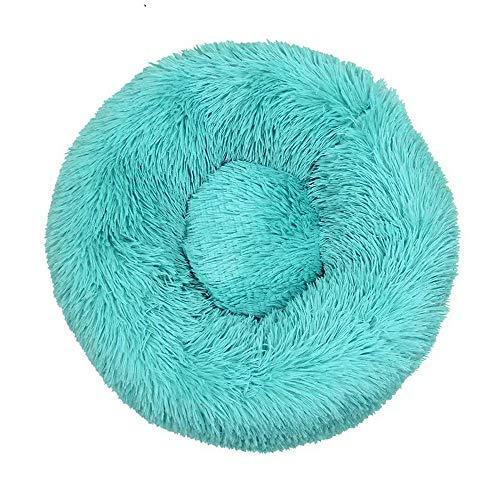 thematys - Cuccia per animali domestici, in tessuto felpato di alta qualità, lavabile e resistente ai graffi, per cani e gatti, in 5-8 dimensioni