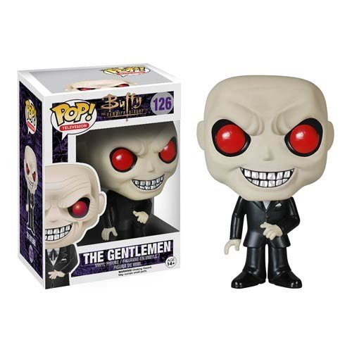 The Gentlemen: Funko POP! x Buffy the Vampire Slayer Vinyl Figure by Buffy the Vampire Slayer