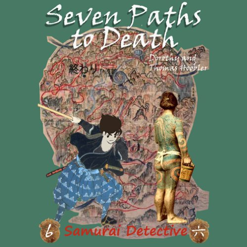 Seven Paths to Death audiobook cover art