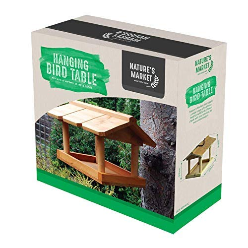 Nature's Market Hanging Bird Table