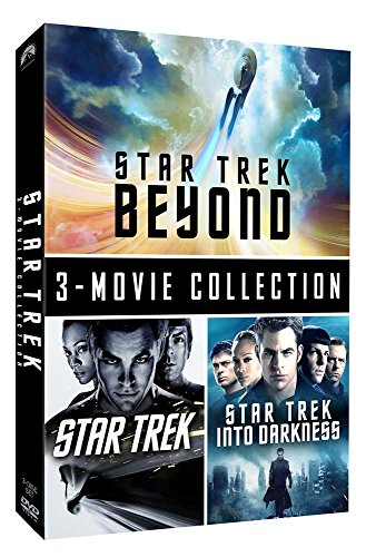 Star Trek - 3 Film Collection (3 DVD)
