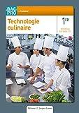 Technologie culinaire 1ere bac pro - Elève - LT Jacques Lanore - 03/04/2012