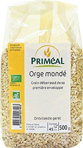 Priméal - BIO - Orge Mondé France 500 g