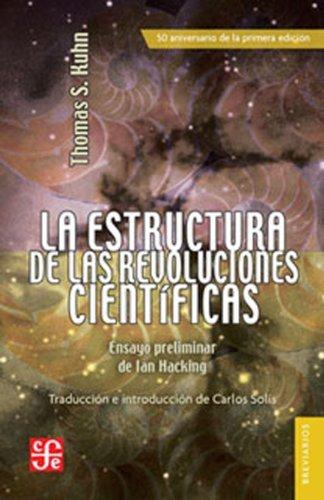 La estructura de las revoluciones cient??ficas (Breviarios) (Spanish Edition) by Thomas Samuel Kuhn (2013-08-06)