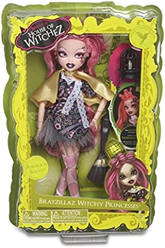 Bratzillaz Witchy Princesses Doll Angelic Sounds