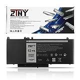 ZTHY New 62WH 6MT4T Laptop Battery Replacement for Dell Latitude E5470 Latitude E5570 Precision 3510 Notebook PC, fits 7V69Y TXF9M 0C1P4 79VRK 07V69Y 451-BBUN 451-BBTW 7.6V 4Cell