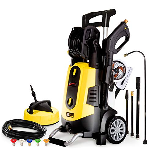 Wilks-USA RX545 Very High Powered Pressure Washer - 210 Bar