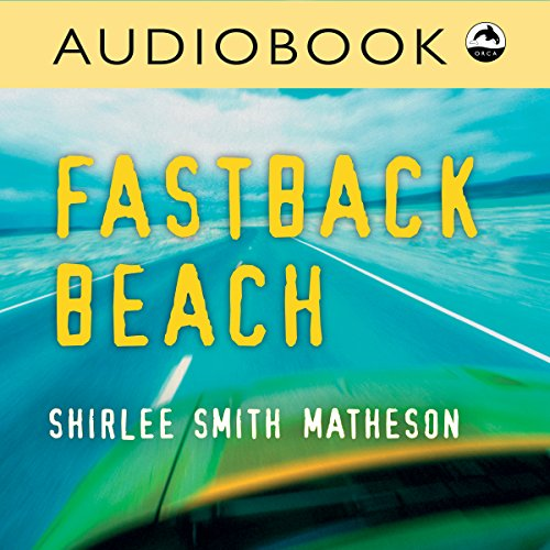 Fastback Beach audiobook cover art