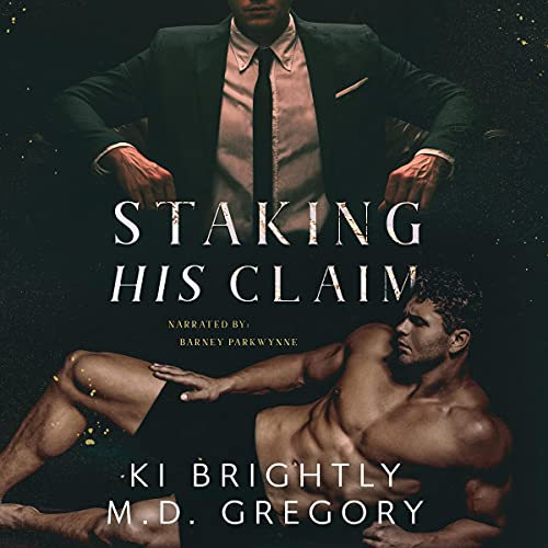 Staking His Claim cover art