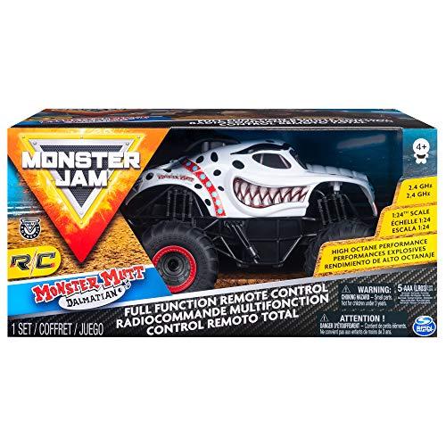 Bizak Monster Jam Mutt Dalmatian Radio Control (61926682)