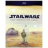 Star Wars The Complete Saga (Episodes I-VI) (Blu-ray Version)