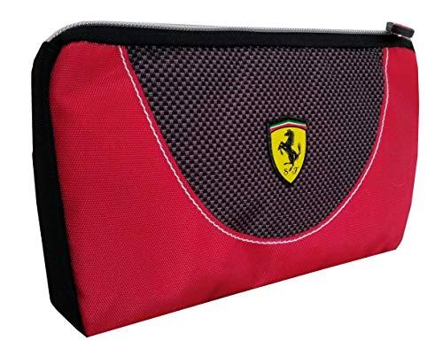 Panini Estuche escolar Ferrari Kids vacío oficial 64745