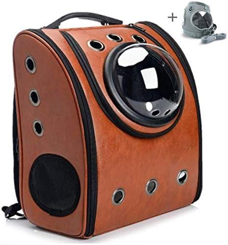 K D Portable Travel Pet Backpack Carrier Cat Bubbles Pet Backpack Waterproof Handbag Backpack product image