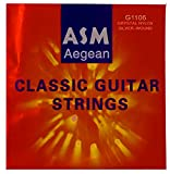 Cuerdas para guitarra española ASM G1106 para guitarra clásica