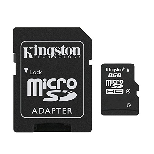 Produktbild Original 8GB MICRO SDHC TF Speicherkarte mit SD-Adapter für HTC One E8 M8 M9 Desire 310 501 516 526G + 600 601 616 620G 700 816G 820Q 820S 826 320 500 510 610 612 626 Dual Sim Max Mini 2 Remix
