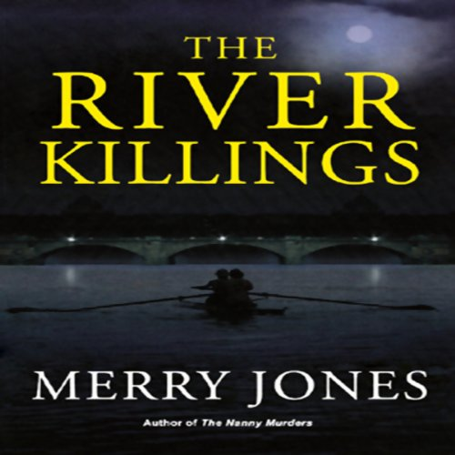 The River Killings audiobook cover art