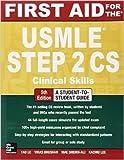 First Aid for the USMLE Step 2 CS, 5e