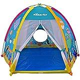 NARMAY Play Tent Ocean World - Tienda de campaña para niños para interiores y...