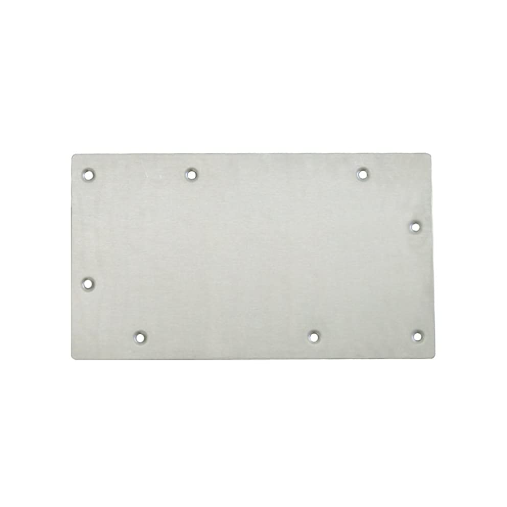 Splash Pools 12882 Stainless Steel Wide Mouth Size Pool Skimmer Cover