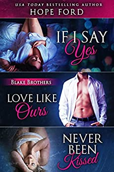 Blake Brothers by [Hope Ford]