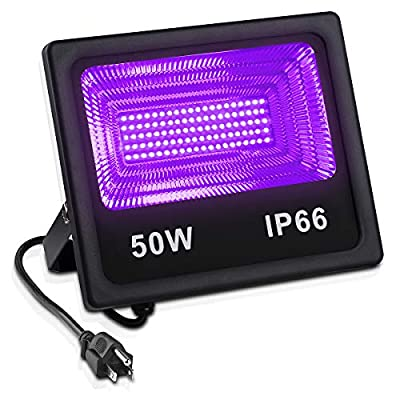 30w-50w uv led Black Light