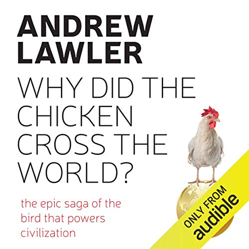 Why Did the Chicken Cross the World? cover art