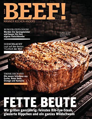 BEEF! Nr. 55 (1/2020): Männer kochen anders
