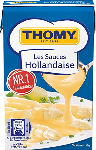 Thomy Les Sauces Hollandaise, 1er Pack (1 x 250ml)