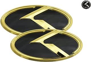 Best kia stinger emblem Reviews