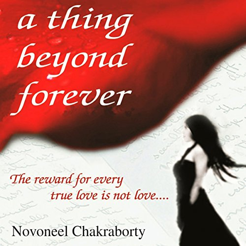 A Thing Beyond Forever audiobook cover art