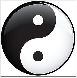 lion yin yang tattoo