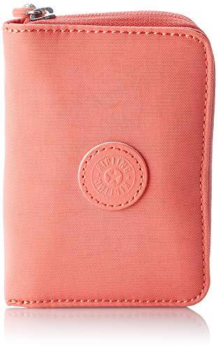Kipling Women's Money Love Accessory-Travel Wallet, Fresh Coral, us:one size