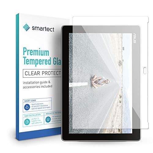 pellicola tablet asus zenpad 10 smartect Pellicola Protettiva per ASUS ZenPad 10 (Z301MFL) 9H Vetro Temperato – Design Ultra Sottile – Applicazione Anti-Bolle – Anti-Impronte