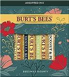 Set de regalo de Navidad de bálsamos labiales Bounty Assorted Mix de Burt's Bees®, 4 bálsamos labiales